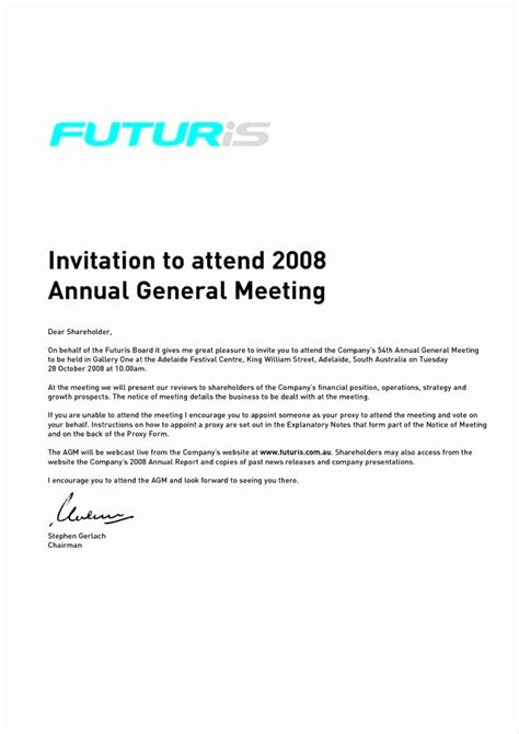 meeting invitation email template meeting invite email