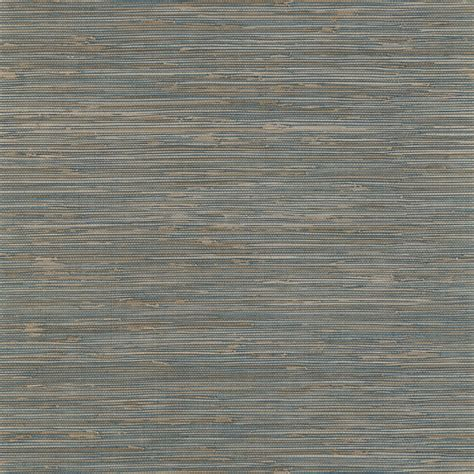 shop nuwallpaper gray vinyl grasscloth wallpaper at lowes com grasscloth wallpaper lowe s 2017 grasscloth wallpaper