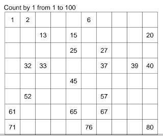 Belajar Menulis Membaca Berhitung Untuk Tk Paud Usia 4 worksheet belajar berhitung 1 1oo untuk anak usia dini