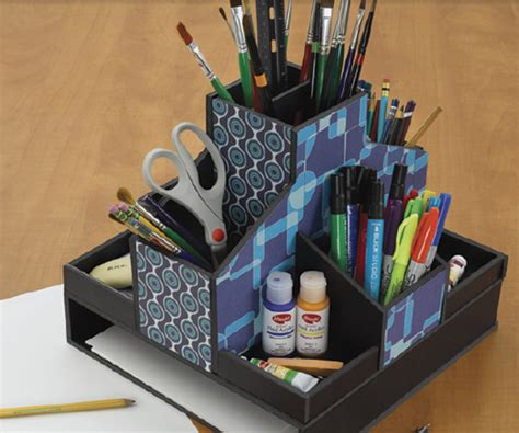 Diy Desk Organizers Supplies At Blick Materials Supply