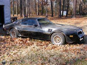 1978 Pontiac For Sale Photo Of A 1978 Pontiac Trans Am Ban One