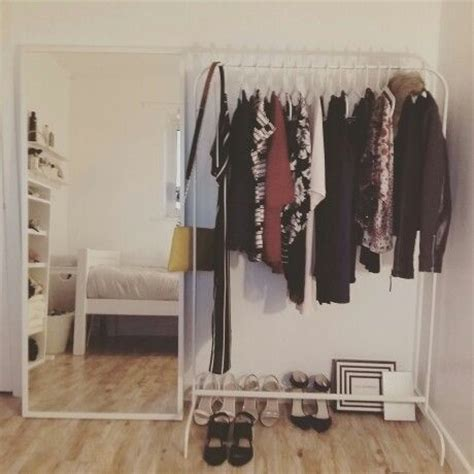 ikea wardrobe rails 17 best ideas about clothes rail ikea on