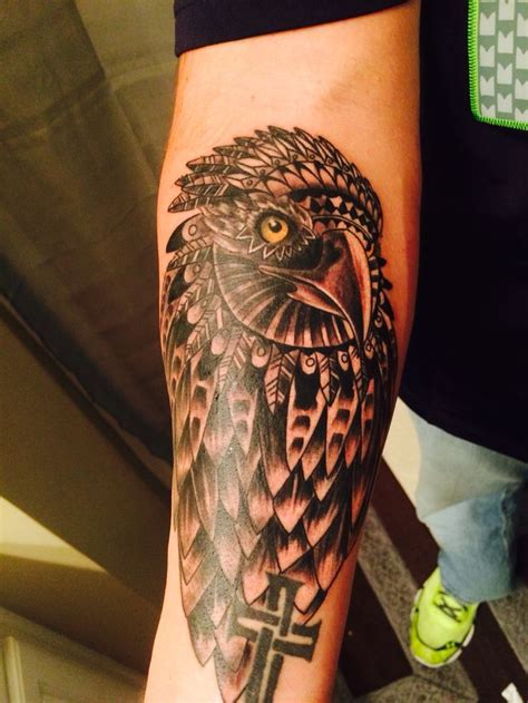 hawk tattoos 43 best hawk tattoos images on hawk