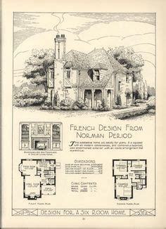 vintage home plans 1000 images about homes european world styles on