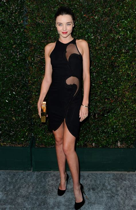 Valent Dress gorgeous miranda kerr showing in see trough