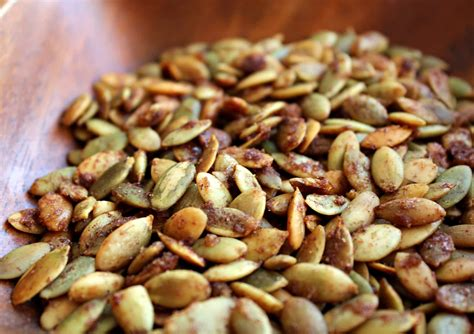 Pumpkin Seed pumpkin seeds pepitas eight ways cooks 174