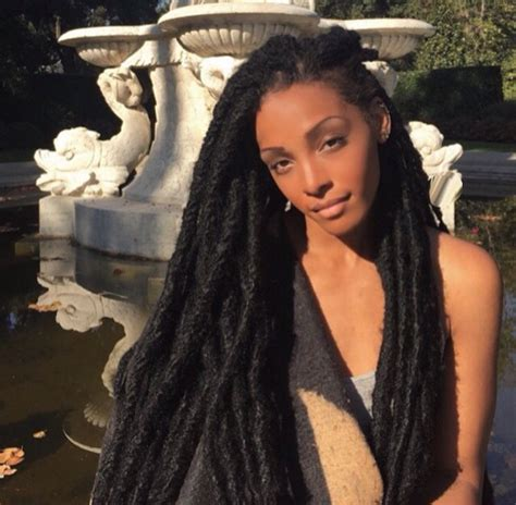 how to style thick dreadlocks gorgeous thick locs loc styles maintenance