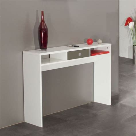 console inf console meuble pas cher