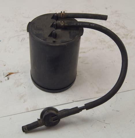chevrolet corvette  fuel tank purge canister