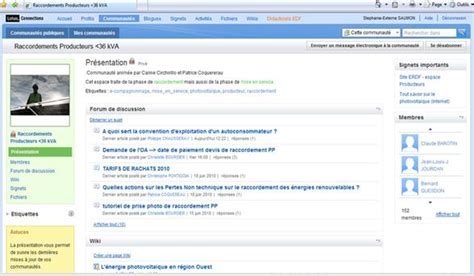 erdf si鑒e social cegos d 233 cerne ses prix intranet 2010 collaboratif info