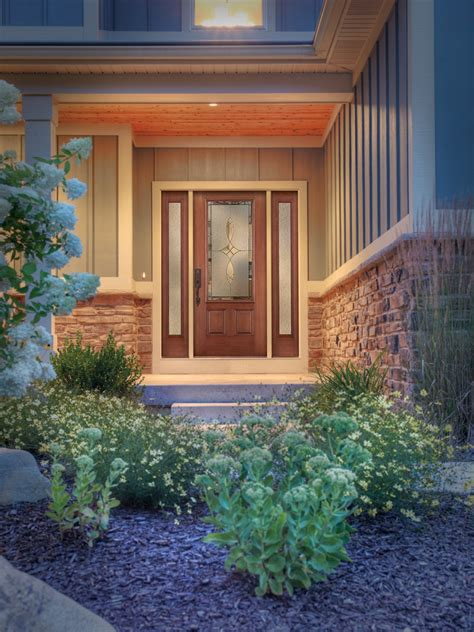 Therma Tru Impact Doors by Therma Tru Adds Impact Options In Decorative Glass