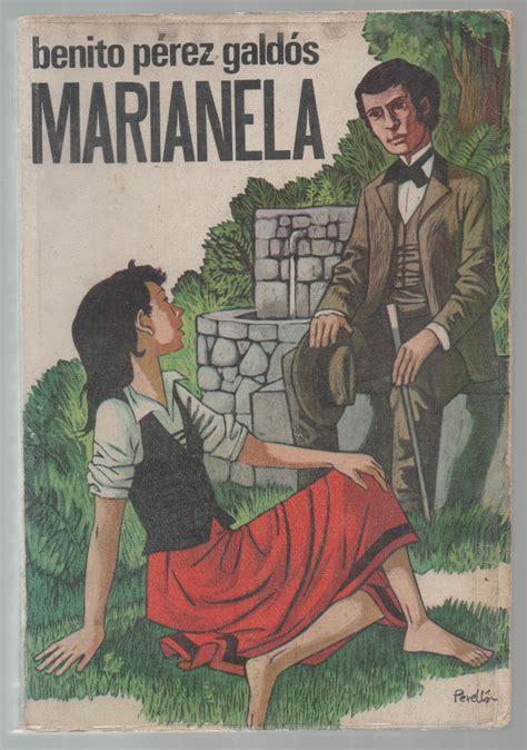 imagenes literarias de la novela marianela marianela benito p 233 rez gald 243 s imagen de las palabras