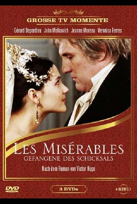 gerard depardieu in les miserables les mis 233 rables gefangene des schicksals film trailer
