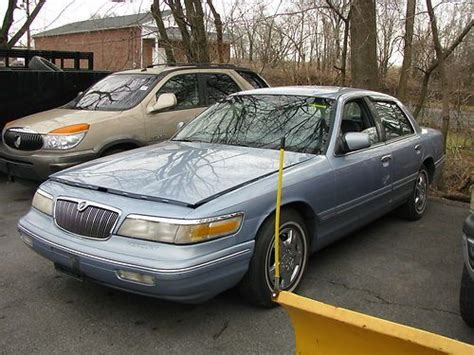 repair anti lock braking 1997 mercury grand marquis navigation system purchase used 1997 mercury grand marquis gs mechanics special in hagerstown maryland united states