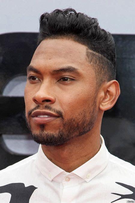 black male celebrity haircut 20 black men best haircuts mens hairstyles 2018