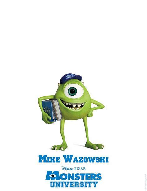 art karakter terbaru monster university dari disney pixar monster university posters myjuicynet