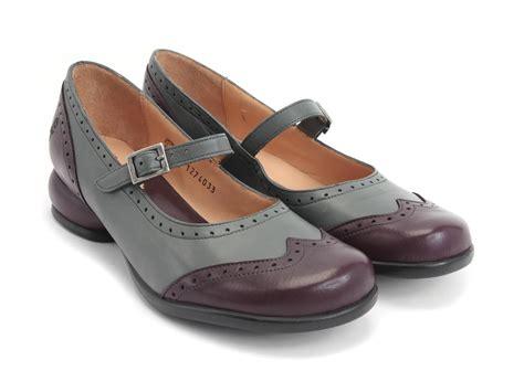 comfort shoes washington dc fluevog shoes shop kathy teal purple low heeled