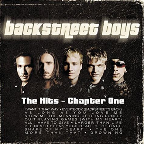 backstreet boys the one backstreet boys download the hits chapter one album