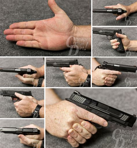 how to shoot a handgun handgun marksmanship fundamentals for real situations books handgun basics 101 get a grip outdoorhub