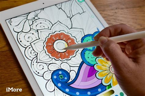 best for best coloring books for adults on the imore