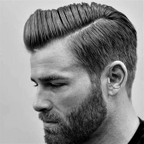 guys hairstyles to the side 33 hairstyles for men with straight hair men s