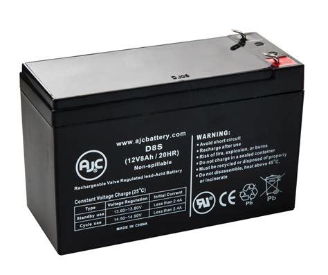 Baterai Kotak 12 Volt verizon fios 12v 8ah ups battery this is an ajc brand