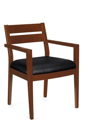 office furniture today offices to go otg11820b th wood guest chair toffee