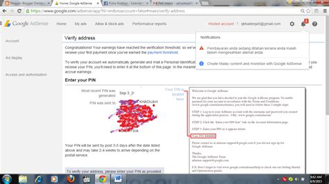 email yahoo tiba tiba hilang breaking the impossible blogger iklan adsense tiba