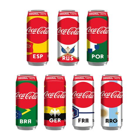 Coca Cola Kaleng 330ml jual coca cola can 330ml fifa world cup edition jd id