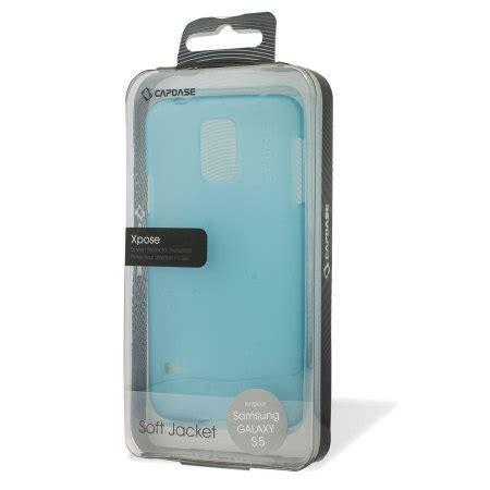 Capdase Soft Samsung Galaxy S5 Sjsgs5 P2 custodia soft jacket xpose capdase per samsung galaxy s5 azzurro mobilefun it