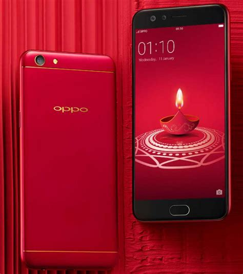 Oppo F3 Edition oppo f3 diwali limited edition launched at rs 18 990