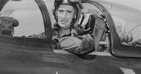 history of pin up ted ted williams fighter pilot wwii korea u s military