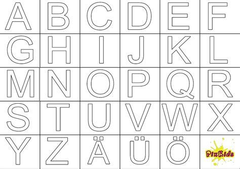 Buchstaben Drucken by Abc Lernen Spiele Abclernen