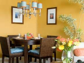 yellow dining room ideas our fave colorful dining rooms hgtv
