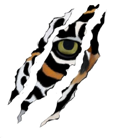 tiger scratch tattoo designs tiger scratch by maineac92 on deviantart