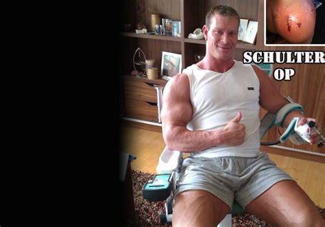 Gestell Nach Schulter Op by Felix Decker Bilder Nach Der Not Op