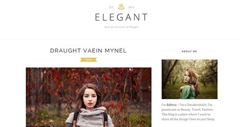 elegant themes gallery template elegant clean blogger template blogger templates gallery