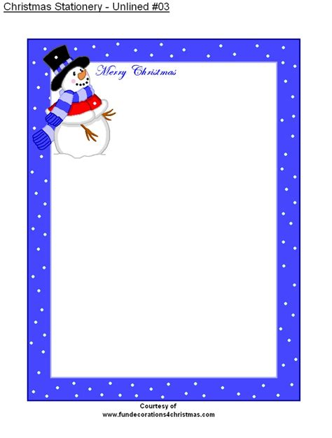 free printable unlined stationery pin by hayley willis on xmas pinterest