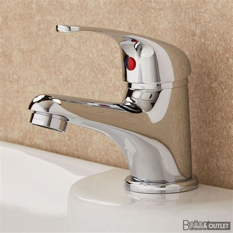Bathroom Sink Mixer Taps by Taps Bathroom Mixer Basin Tap Chrome Wash Sink Mono Lever
