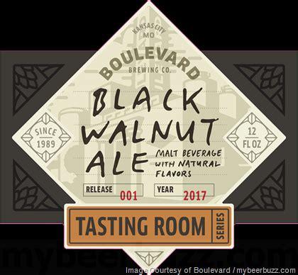 boulevard tasting room boulevard black walnut ale coming to tasting room series mybeerbuzz bringing