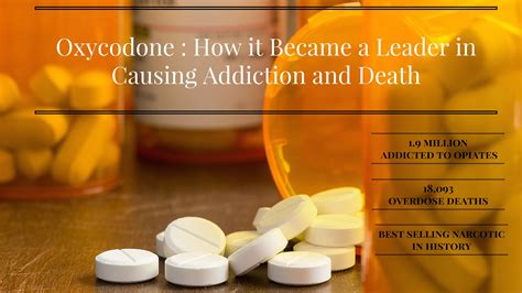 Two Years To Detox From A Oxycontin by History Of Oxycodone Some Interesting Facts About This