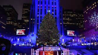 2016 rockefeller center christmas tree selected 171 cbs st