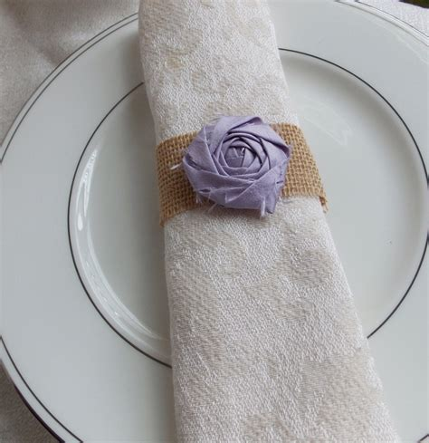 shabby chic napkin rings 108 best images about shabby chic wedding on