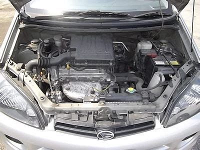 Daihatsu 1 3 Engine Daihatsu Yrv K3 Ve 1 3 Engine 2000 2005