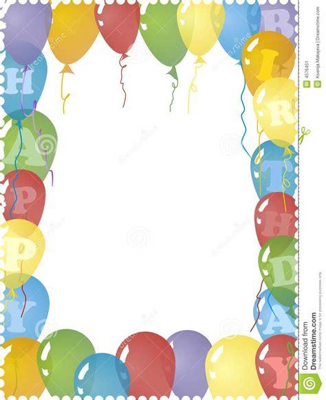 imagenes en blanco de cumpleaños tarjeta de cumplea 241 os imagen de archivo imagen 4576451