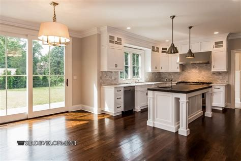 Traditional Kitchen Island Lighting Traditional Kitchen With Pendant Light Glass Panel In Westport Ct Zillow Digs Zillow
