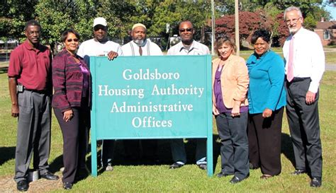 goldsboro housing authority community caign updates