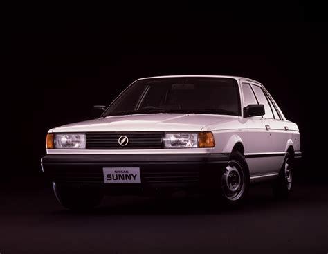 nissan sunny b12 nissan sunny 4 door sedan b12 1985 90
