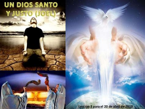 imagenes de un dios justo un dios santo y justo joel