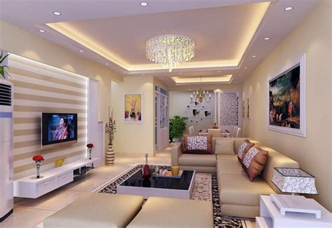 lighting design for home india 70 desain plafon ruang tamu cantik renovasi rumah net